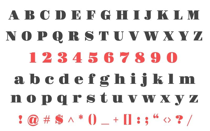 Gravitas One Font Family Download