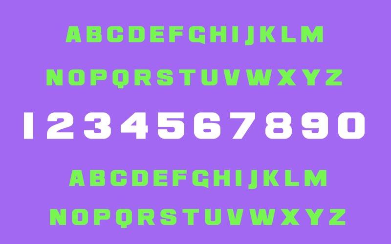 Ash Font Family Download