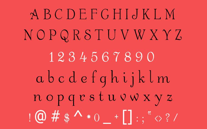 Garton Font Family Download