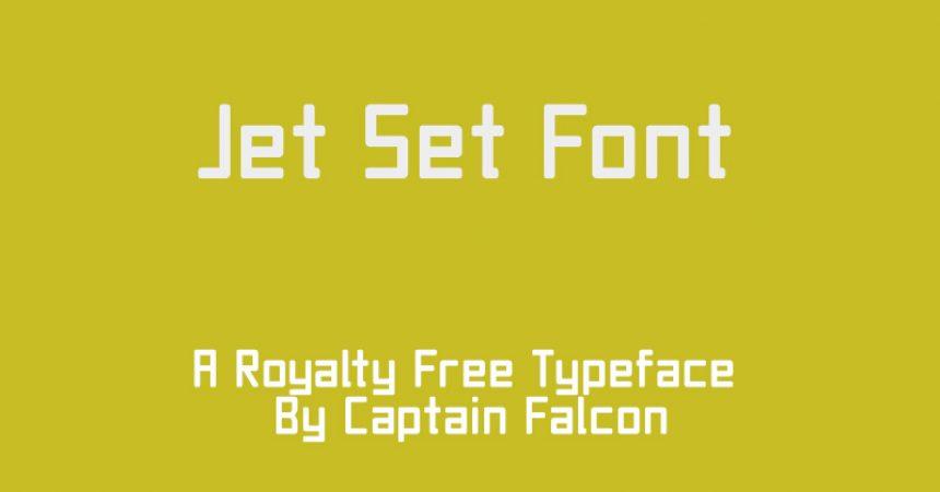 Jet Set Radio Font Family Free Download