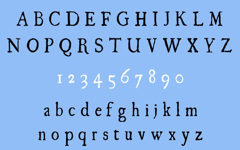 Uglyqua Font Family Download