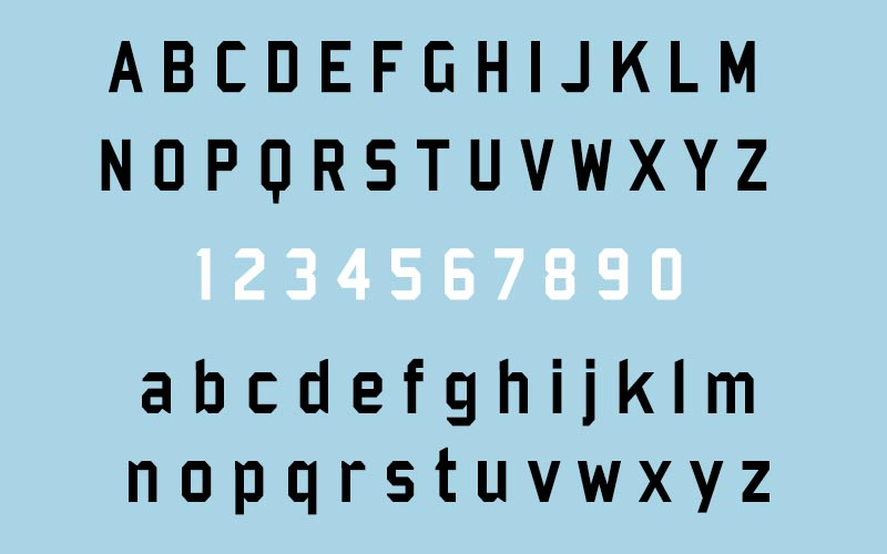 Bombardier Font Family Download