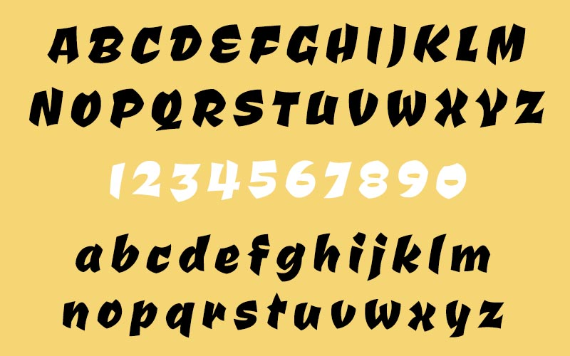 Ceviche One Font Family Download