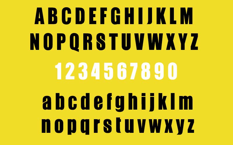 Gabo Drive Font Family Download