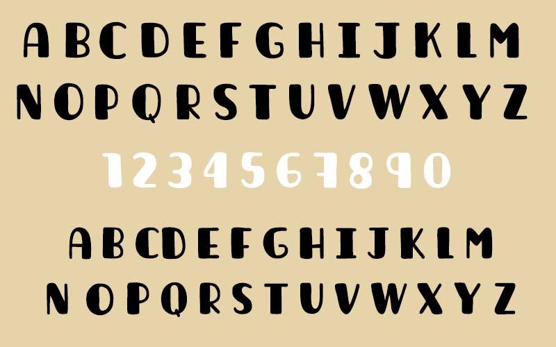 La Unica Font Family Download