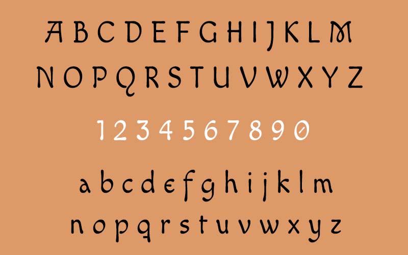 Macondo Font Family Download