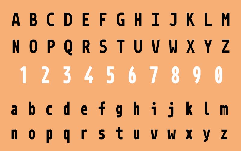 Monoid Font Family Download