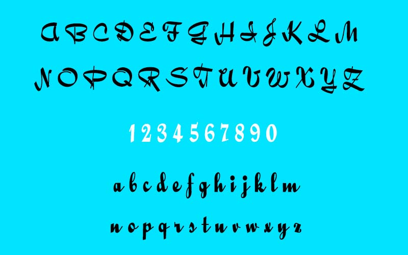 Quigley Wiggly Font Family Download