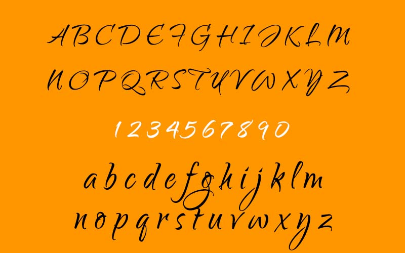 Qwigley Font Family Download