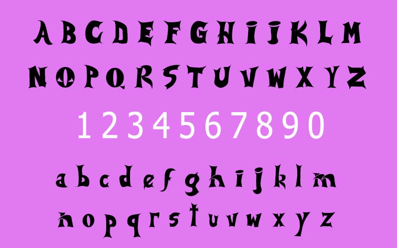 Spawn Font Family Download