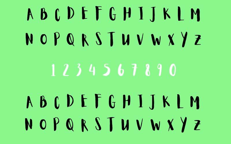 Aloja Font Family Download