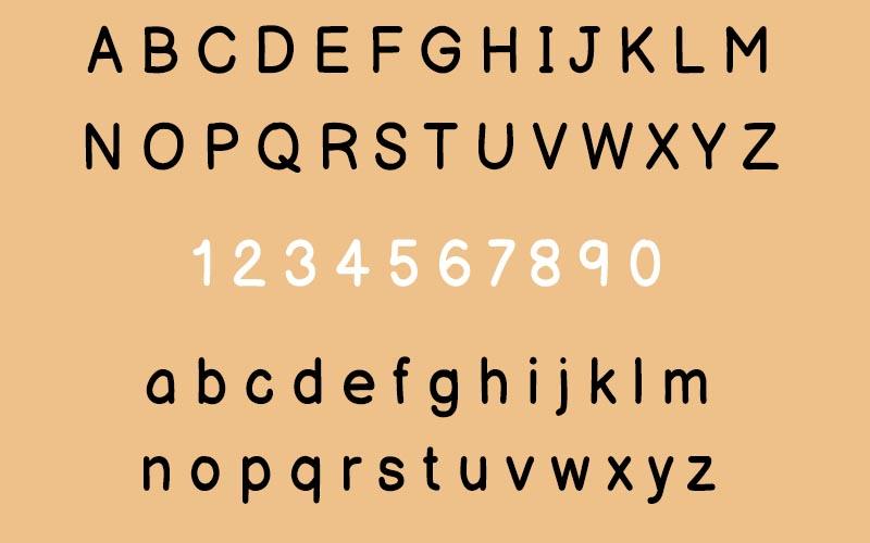 Balsamiq Sans Font Family Download