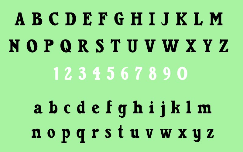 Bruntsfield CF Font Family Download