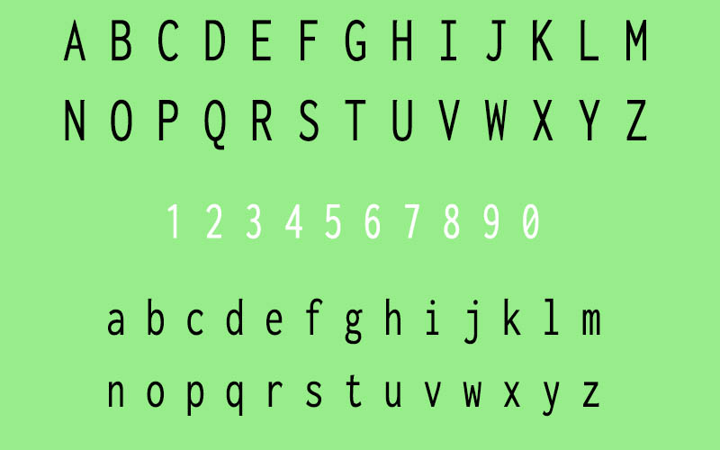 Inconsolata Font Family Download