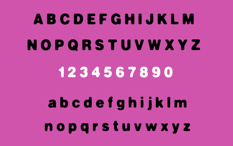 Washout Font Family Download