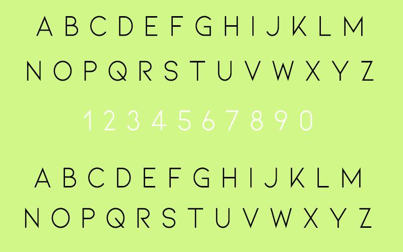 Kiona Font Family Download