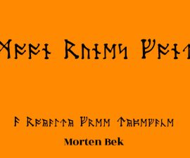 Moon Runes Font Family Free Download