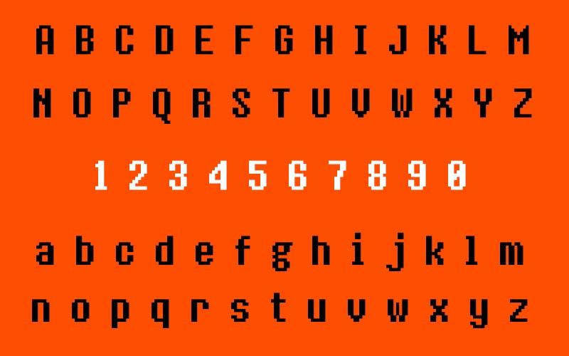 8bitoperator Font Family Download