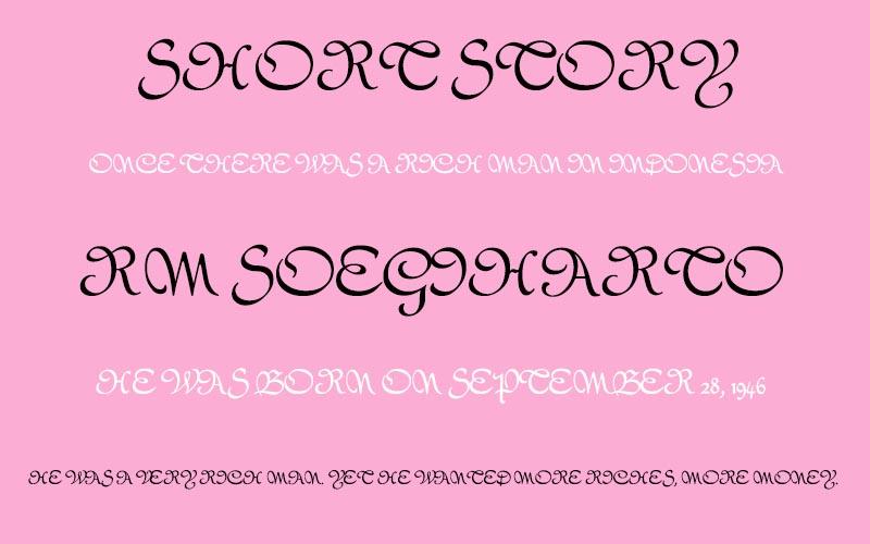 Civitype FG Font Free Download